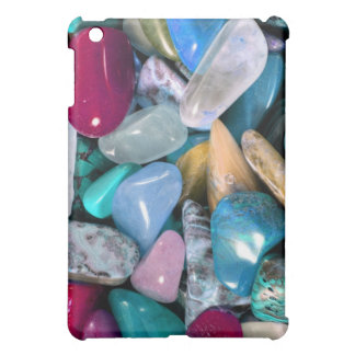 Colourful Shine Stones Rich Look Case For The iPad Mini