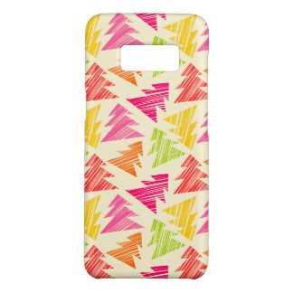 Colourful Sketchy Christmas Trees Pattern Case-Mate Samsung Galaxy S8 Case