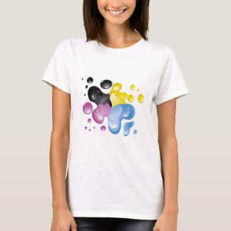 Colourful Splash Shirt