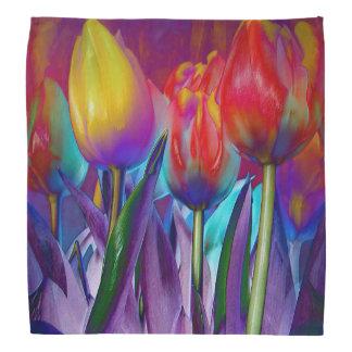 Colourful Spring Bandana