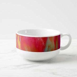 Colourful Spring Soup Mug