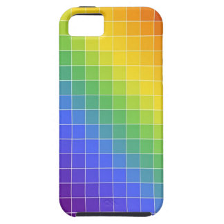 Colourful Square  iPhone 5/5S iPhone 5 Covers