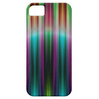 Colourful stripes pattern case for the iPhone 5