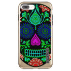 Colourful Sugar Skull iPhone 7 Plus Case Tattoo
