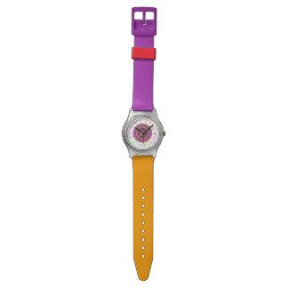 Colourful Swirl Watch