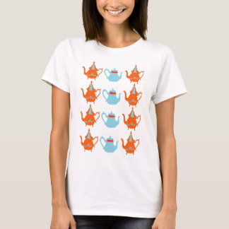 Colourful teapots T-Shirt