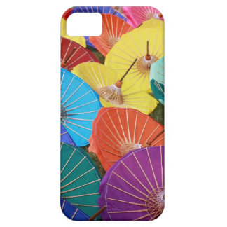Colourful Thai Parasols - iPhone 5 iPhone 5 Covers