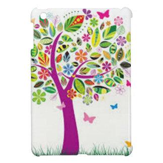 Colourful Tree Cover For The iPad Mini