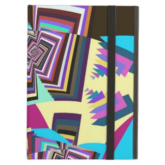 Colourful Tribal Pattern Cover For iPad Air