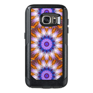 Colourful waves OtterBox samsung galaxy s7 case