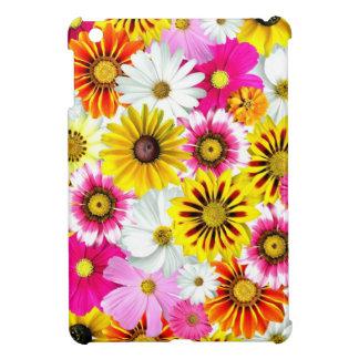 Colourful Wildflower Print iPad MIni Case