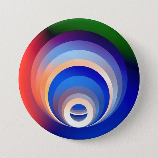 Colours and Emotions 2 7.5 Cm Round Badge