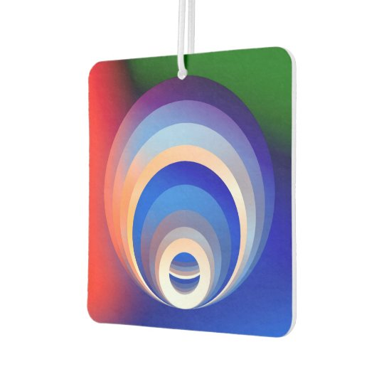 Colours and Emotions 2 Car Air Freshener
