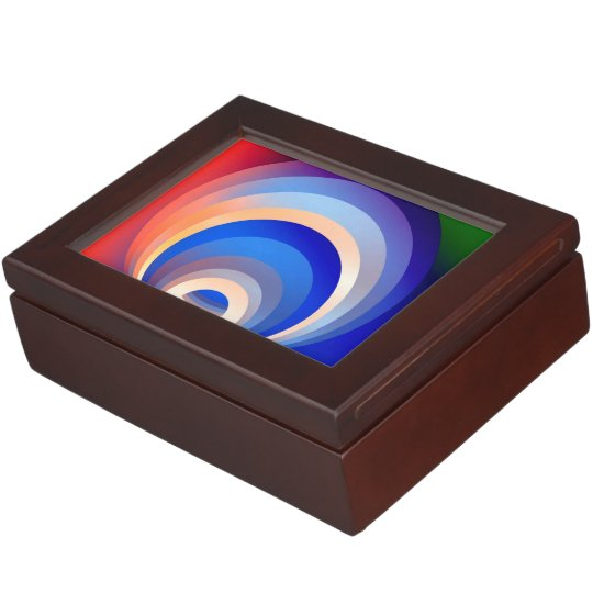 Colours and Emotions 2 Keepsake Box