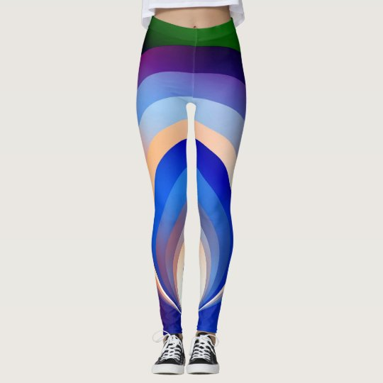 Colours and Emotions 2 Leggings