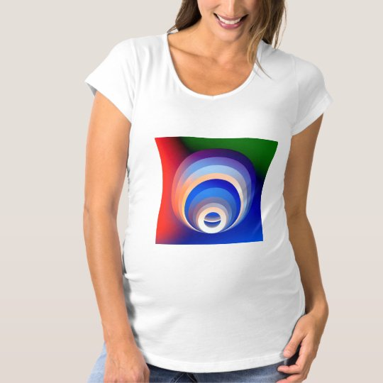 Colours and Emotions 2 Maternity T-Shirt