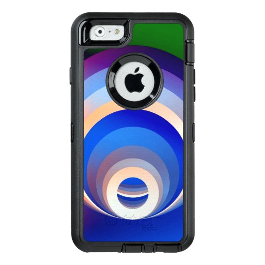 Colours and Emotions 2 OtterBox Defender iPhone Case