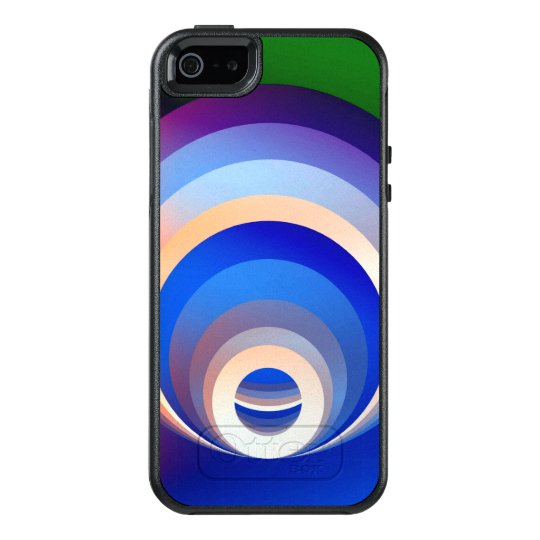 Colours and Emotions 2 OtterBox iPhone 5/5s/SE Case