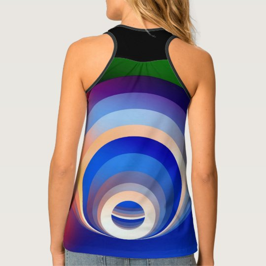 Colours and Emotions 2 Singlet
