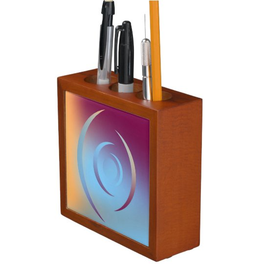 Colours and Emotions 3 Desk Organiser