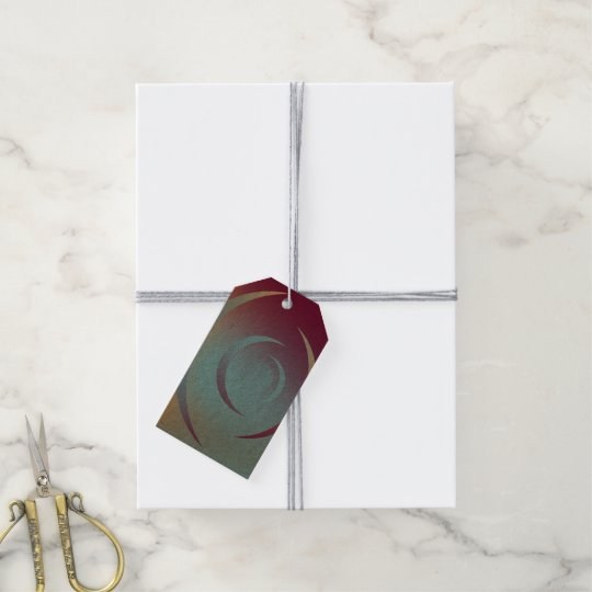 Colours and Emotions 3 Gift Tags