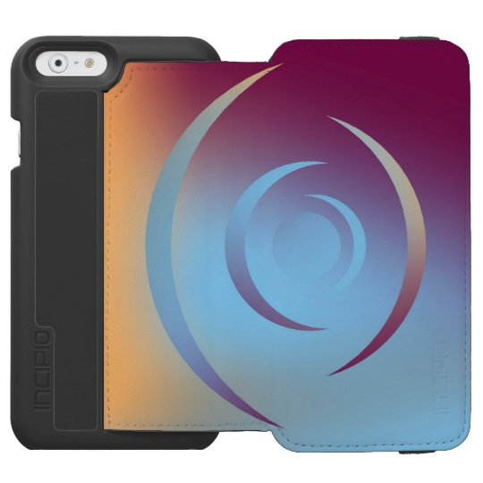 Colours and Emotions 3 Incipio Watson™ iPhone 6 Wallet Case