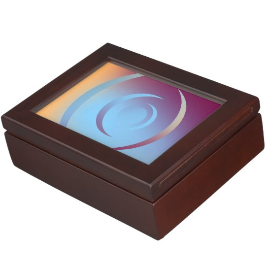 Colours and Emotions 3 Keepsake Box