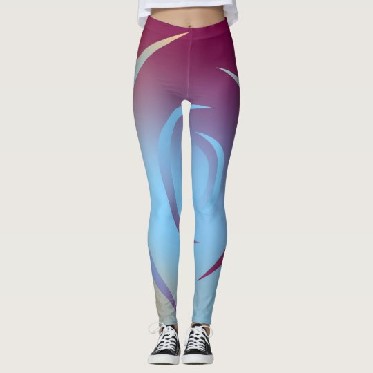 Colours and Emotions 3 Leggings