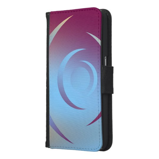 Colours and Emotions 3 Samsung Galaxy S6 Wallet Case