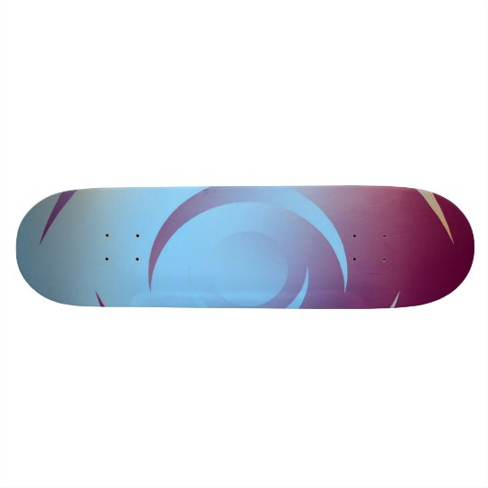Colours and Emotions 3 Skateboard Deck