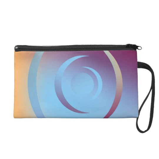 Colours and Emotions 3 Wristlet