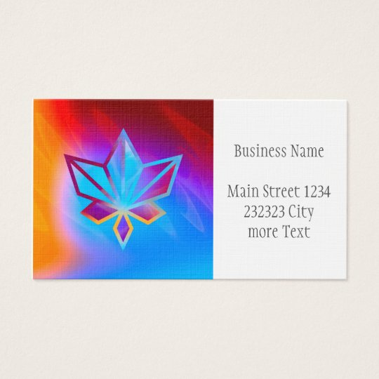 Colours and Emotions 4 Business Card