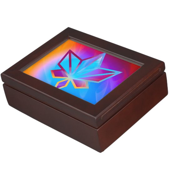 Colours and Emotions 4 Keepsake Box
