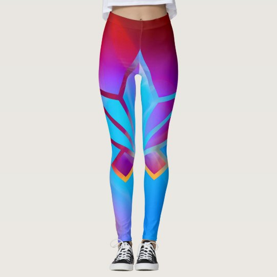 Colours and Emotions 4 Leggings
