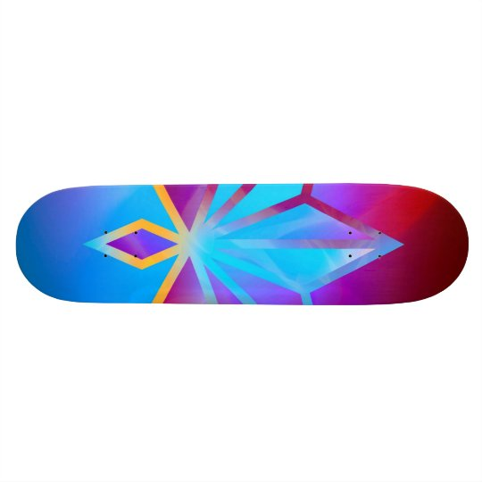 Colours and Emotions 4 Skateboard