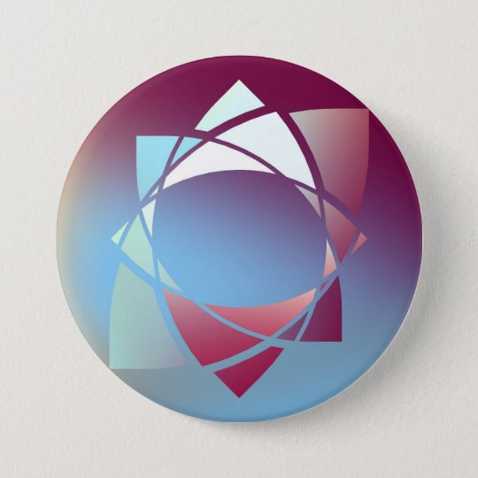 Colours and Emotions 5 7.5 Cm Round Badge