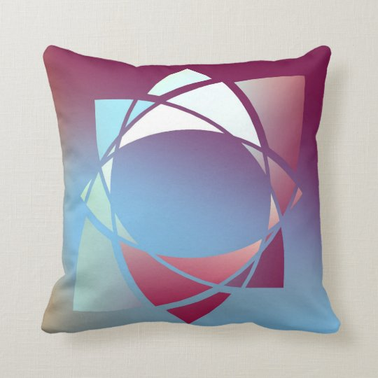 Colours and Emotions 5 Cushion
