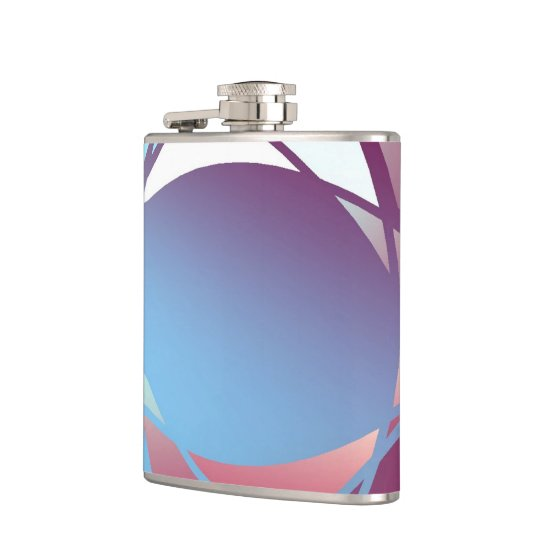 Colours and Emotions 5 Hip Flask