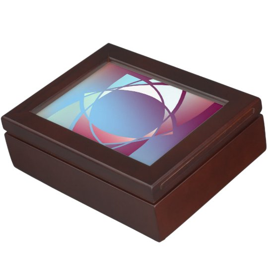 Colours and Emotions 5 Keepsake Box