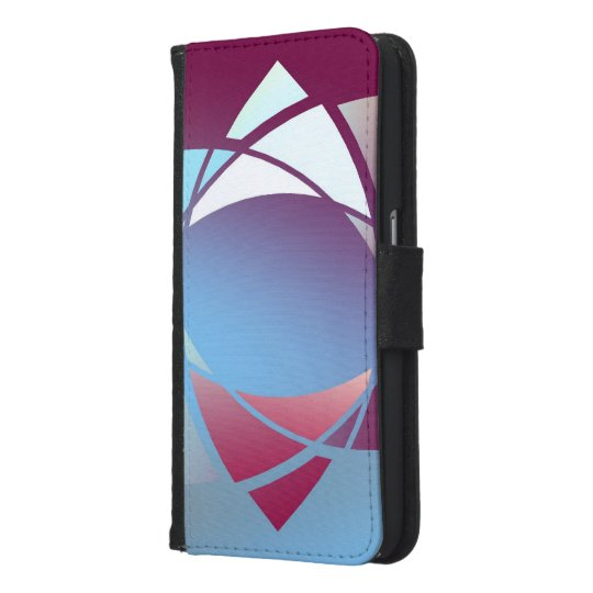 Colours and Emotions 5 Samsung Galaxy S6 Wallet Case