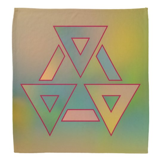 Colours and Emotions 6 Bandana