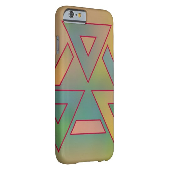 Colours and Emotions 6 Barely There iPhone 6 Case