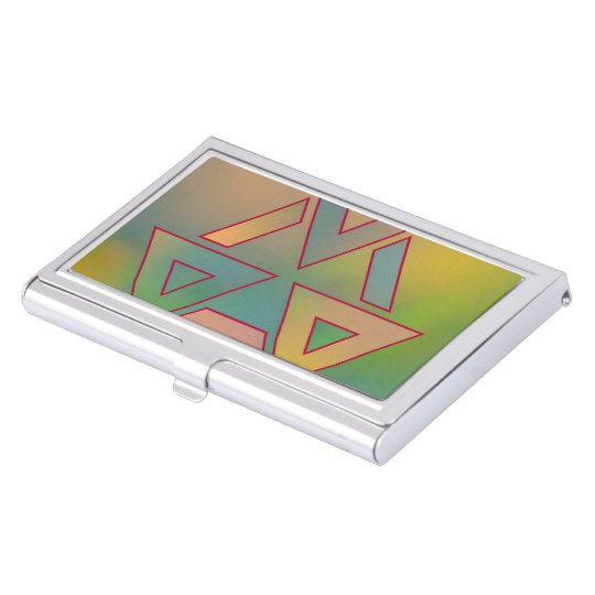 Colours and Emotions 6 Business Card Holder