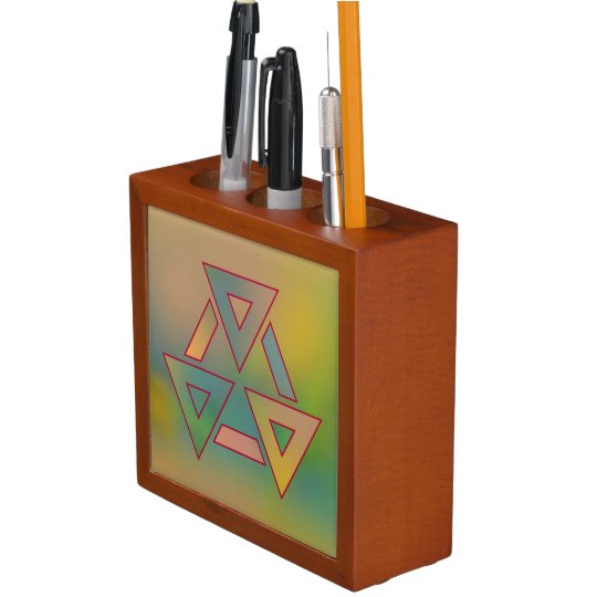 Colours and Emotions 6 Desk Organiser