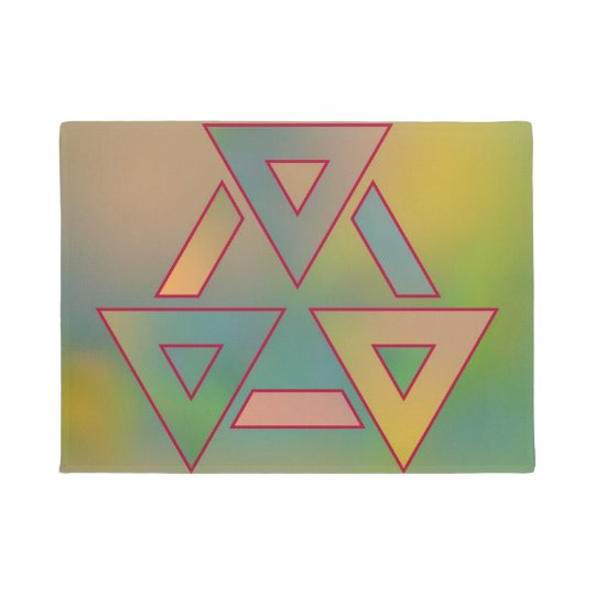 Colours and Emotions 6 Doormat