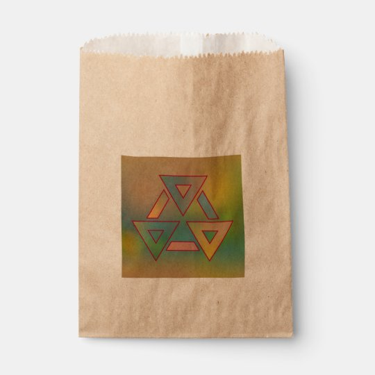 Colours and Emotions 6 Favour Bag