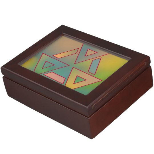 Colours and Emotions 6 Keepsake Box
