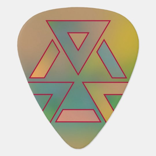 Colours and Emotions 6 Plectrum