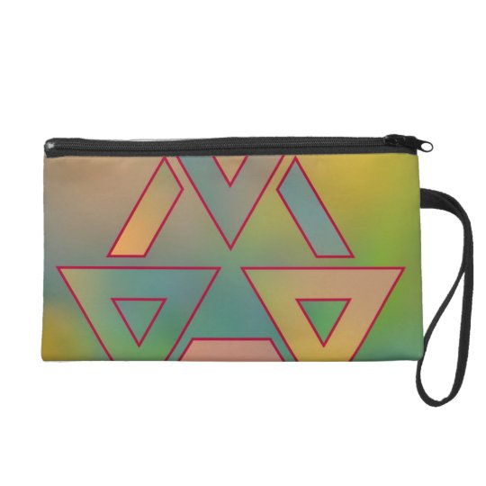 Colours and Emotions 6 Wristlet