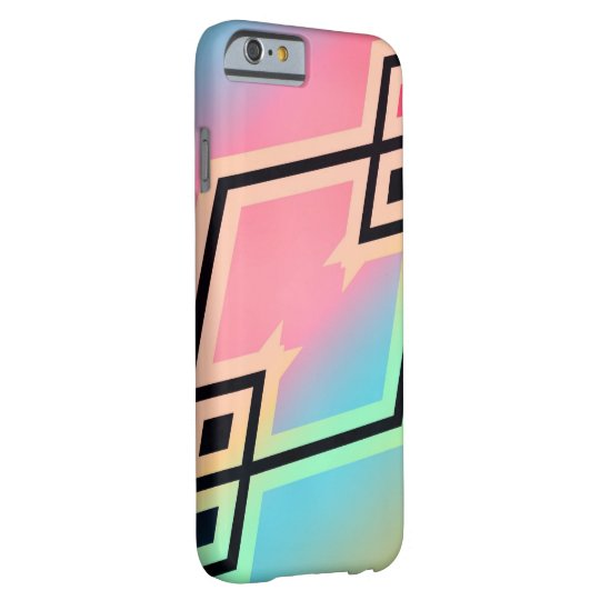 Colours and Emotions 7 Barely There iPhone 6 Case